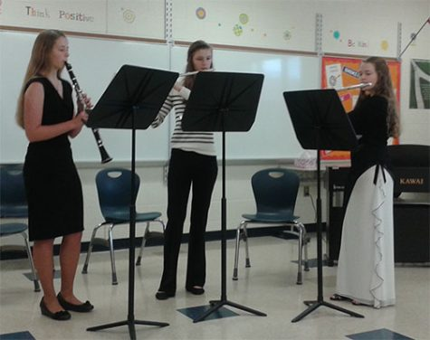 ISSMA Solo and Ensemble results