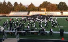 Band places second at Greenwood