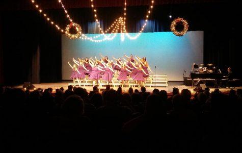 Choir concert celebrates Christmas