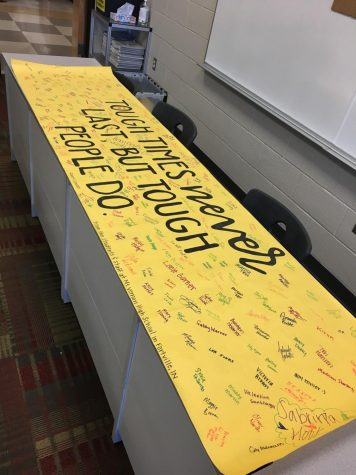 Banners for Parkland