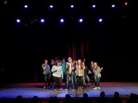 A Cappella Showcase