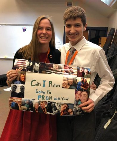 Promposals- over the top?