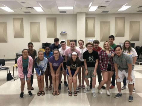 A Capella camp hits a high note