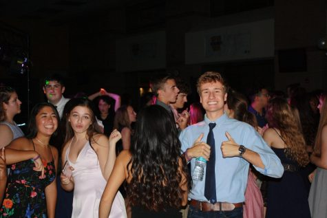 First homecoming dance is a hit