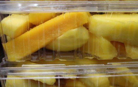 The Fruit Chronicles: mango