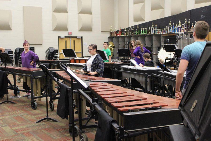 Indoor+Percussion+begins
