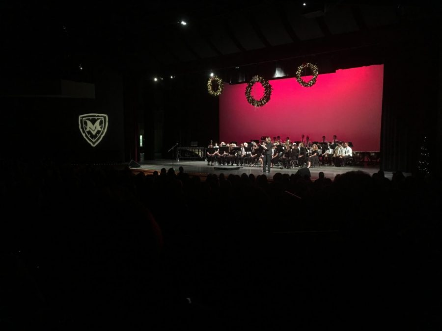Band winter concert 2018
