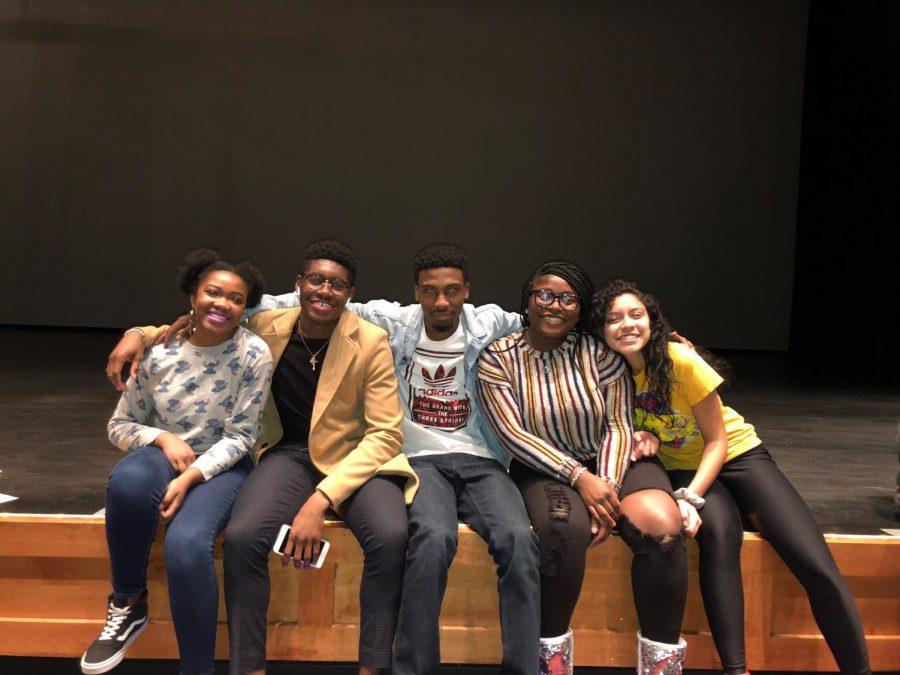 Gathering of Black Student Union
