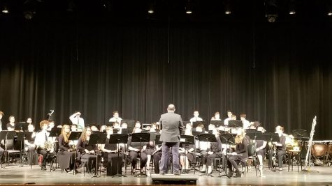 Winter band concert 2018