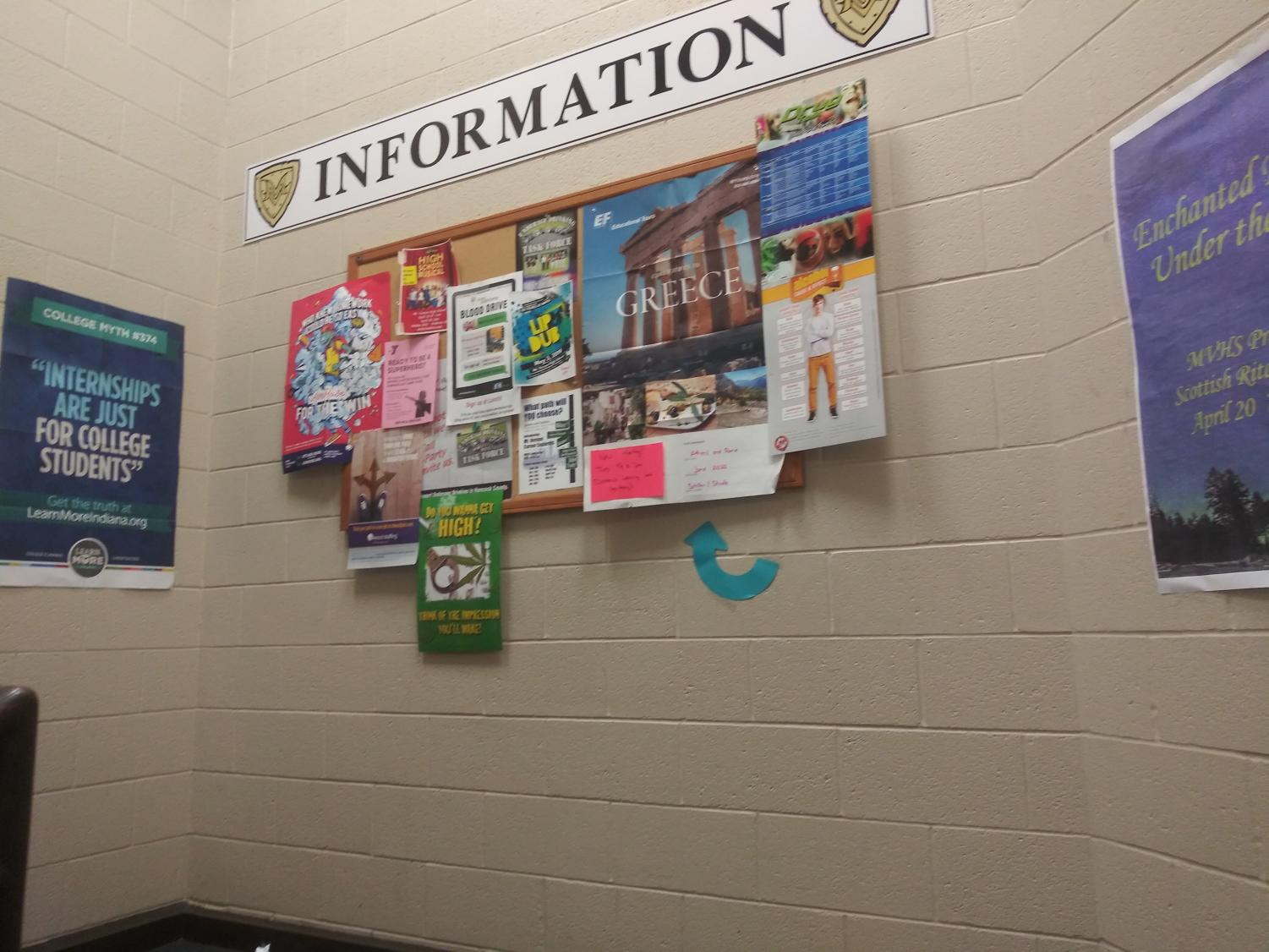 Information+wall