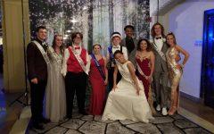 Enchanting night at prom