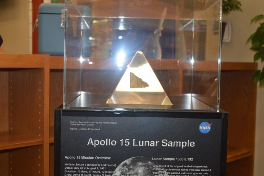 Apollo and the Next Giant Leap Exhibit
