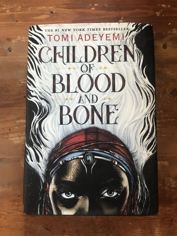Children of Blood and Bone by Tomi Adeyemi is a good quarantine read.