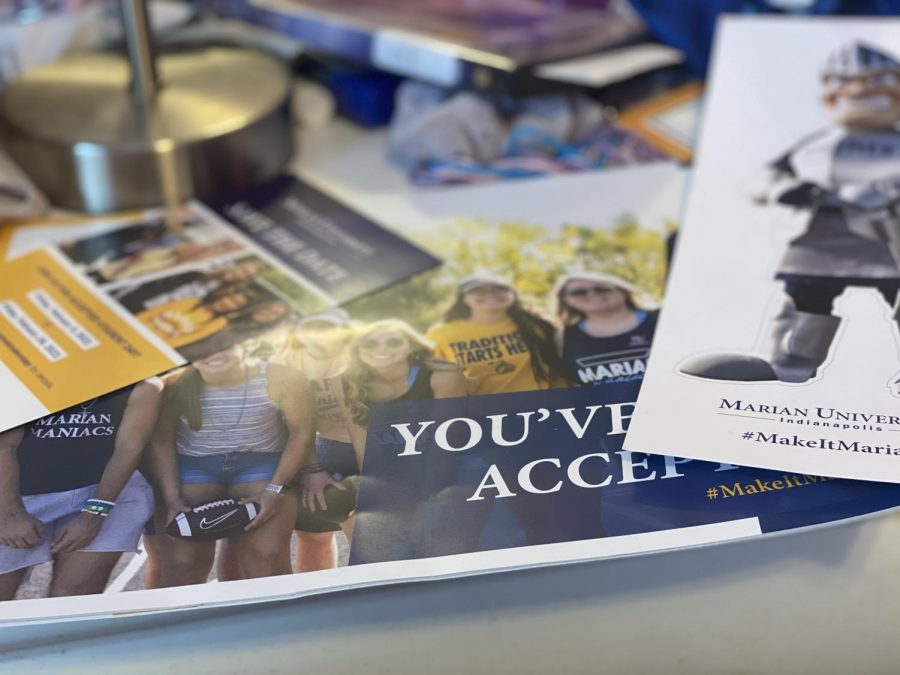 Marian+acceptance+package.