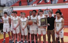2020-21 Boys Varsity Basketball Team