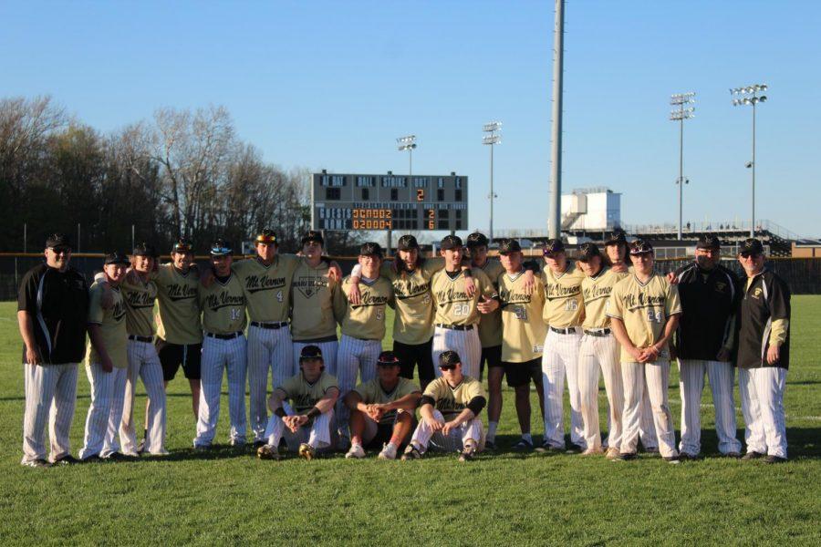 MVHS+Varsity+Baseball+Team